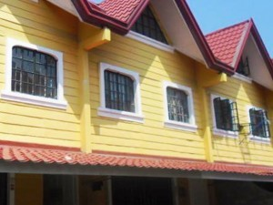 Image Guevent Homes Bacoor Exterior