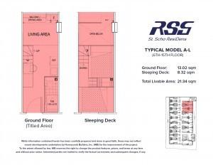 RSG St. Scho ResiDens floorplan A-L