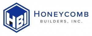 Image of Official HBI Logo (Horizontal) - Honeycomb Builders Inc.