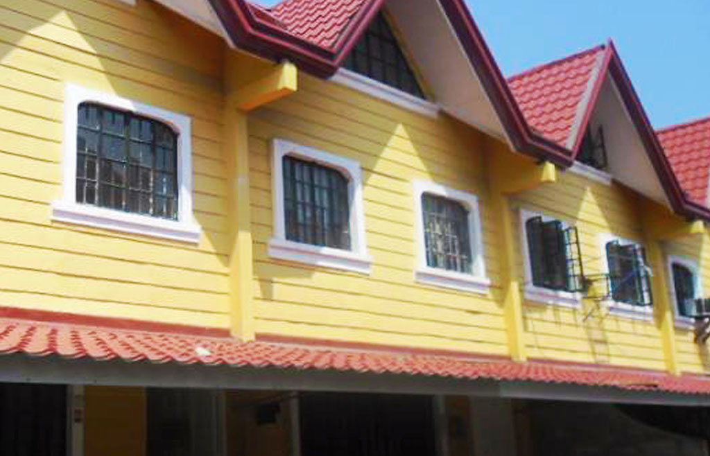 Guevent Homes Bacoor Exterior