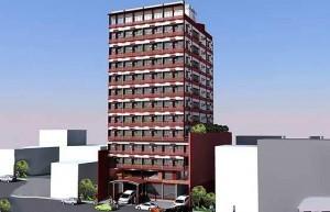 RSG Aguila ResiDens Building Exterior