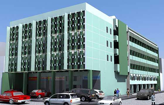 Image of RSG Sta. Mesa ResiDens Building Exterior