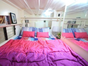 Image of RSG Aguila ResiDens Loft Bedroom