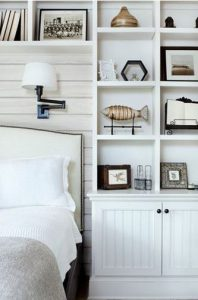 wall-mounted swing arm lamps