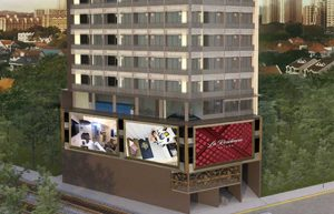 La Residencia Altura Building