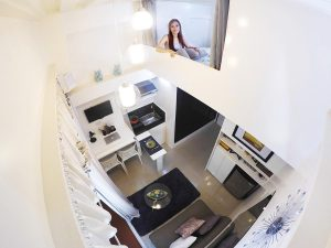 Top View Urban Loft Unit