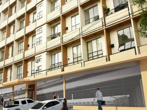 Rockfort Makati Boutique Residences Building