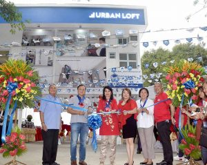 Urban Loft model unit launch